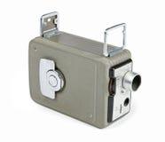 Retro 8mm camera stock afbeeldingen