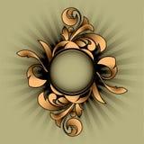 Retro abstract Royalty Free Stock Image