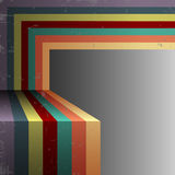 Retro abstract background Royalty Free Stock Photography