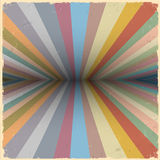Retro abstract background Royalty Free Stock Images