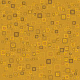 Retro abstract background. With squares stock illustration