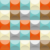 The retro abstract background Stock Photos