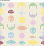 Retro abstract background,. Seamless pattern Royalty Free Stock Photo