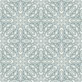 Retro abstract blue pattern Royalty Free Stock Images