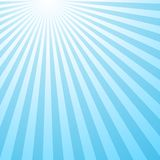 Retro abstract gradient sun burst pattern background. Vector graphic design Stock Photography