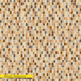 Retro abstract mosaic background Royalty Free Stock Image