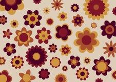 Retro abstract patroon vector illustratie