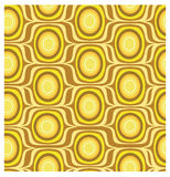 Retro abstract pattern Royalty Free Stock Photos