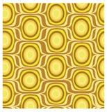 Retro abstract pattern stock illustration