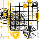 Retro abstract pattern Stock Photos