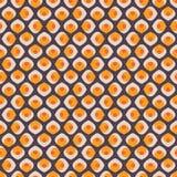 Retro abstract seamless pattern Stock Photo