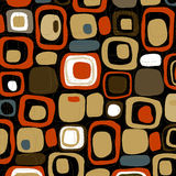 Retro Abstracte Smores (Vector) Royalty-vrije Stock Foto