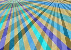 Retro Abstrakcjonistyczny Tło Zdjęcie Royalty Free