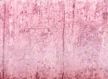 Textured różowy tło Obrazy Stock
