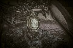 Retro Accessories Royalty Free Stock Photography