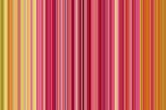 Retro achtergrond met kleurrijke verticale strepen Royalty-vrije Stock Afbeelding