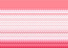 Retro Achtergrond van de zigzag vector illustratie