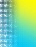 Retro Achtergrond van Tegels Stock Afbeelding