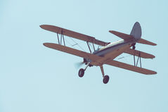 Retro aereo Fotografia Stock