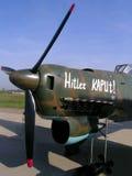 Retro airplane Stock Images