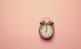 Retro alalrm clock Royalty Free Stock Photos