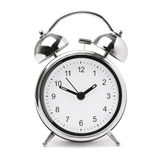 Retro alarm clock Royalty Free Stock Photo