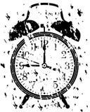 Retro alarm clock Royalty Free Stock Photography