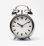 Retro alarm clock Royalty Free Stock Photography
