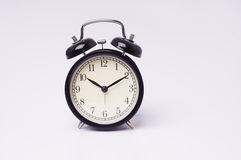 Retro Alarm Clock Royalty Free Stock Image