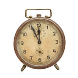 Retro alarm clock Stock Images