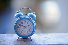 Vintage Alarm clock Stock Images