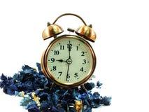 Retro alarm clock Stock Image