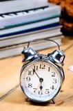 Retro alarm Stock Photography