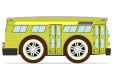 Retro american bus Stock Photography
