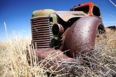 Retro american car Stock Image