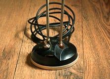 Retro antenna Stock Photography