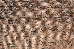 Retro arancio di tetto di struttura di legno delle mattonelle disegnato come struttura e fondo Immagini Stock Libere da Diritti