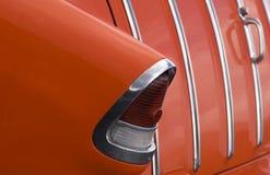 retro arancione Fotografia Stock