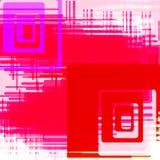 Retro Art Deco Background. A colorful art deco style background vector illustration