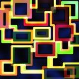Retro arte Immagini Stock