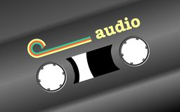 Retro audio Stock Photography