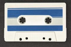 Retro audio cassette tape stock images