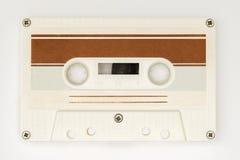 Retro audio cassette tape royalty free stock images