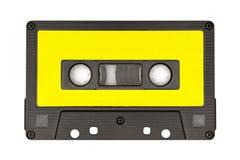Retro audio cassette tape royalty free stock photo