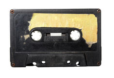Retro audio tape Stock Images