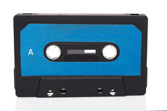 Retro- Audiokassette Stockfotos
