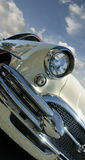Retro- Auto Stockbild