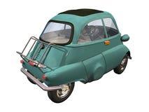 Retro auto stock de ilustración