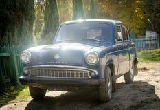 Retro- Auto Lizenzfreie Stockbilder