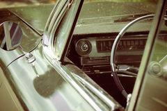 Retro auto Stock Foto